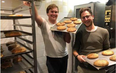 Start-up Brekky verschijnt in de pers met gratis ontbijt voor 3.000 zorgverleners